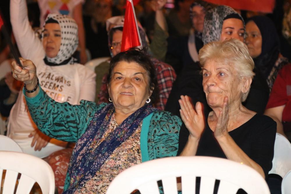 Akhisar'da demokrasi nöbeti 20'nci gününde de sürüyor 15