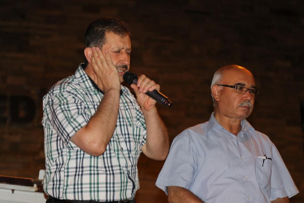 Akhisar'da demokrasi nöbetinin 21.günü 18