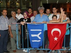 Akhisar'da demokrasi nöbetinin 21.günü