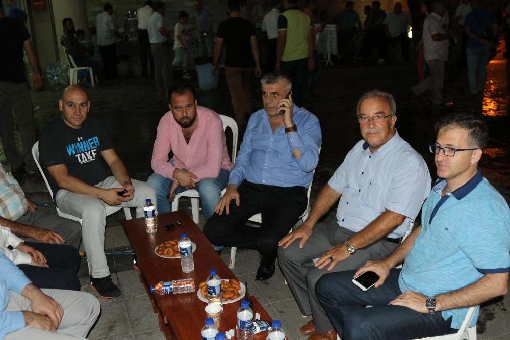 Akhisar'da Milli Egemenlik Meydanında demokrasi nöbeti 22.gün 66