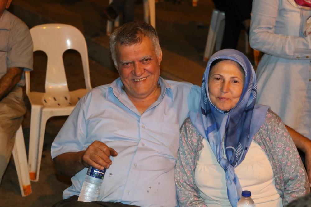 Fotoğraflarla Akhisar'da demokrasi nöbetinin 25. günü 38