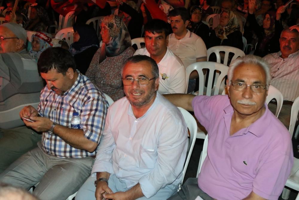 Fotoğraflarla Akhisar'da demokrasi nöbetinin 25. günü 39