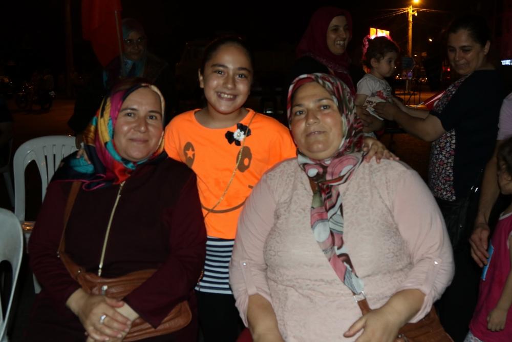 Fotoğraflarla Akhisar'daki demokrasi nöbetinin 26.günü galerisi resim 21