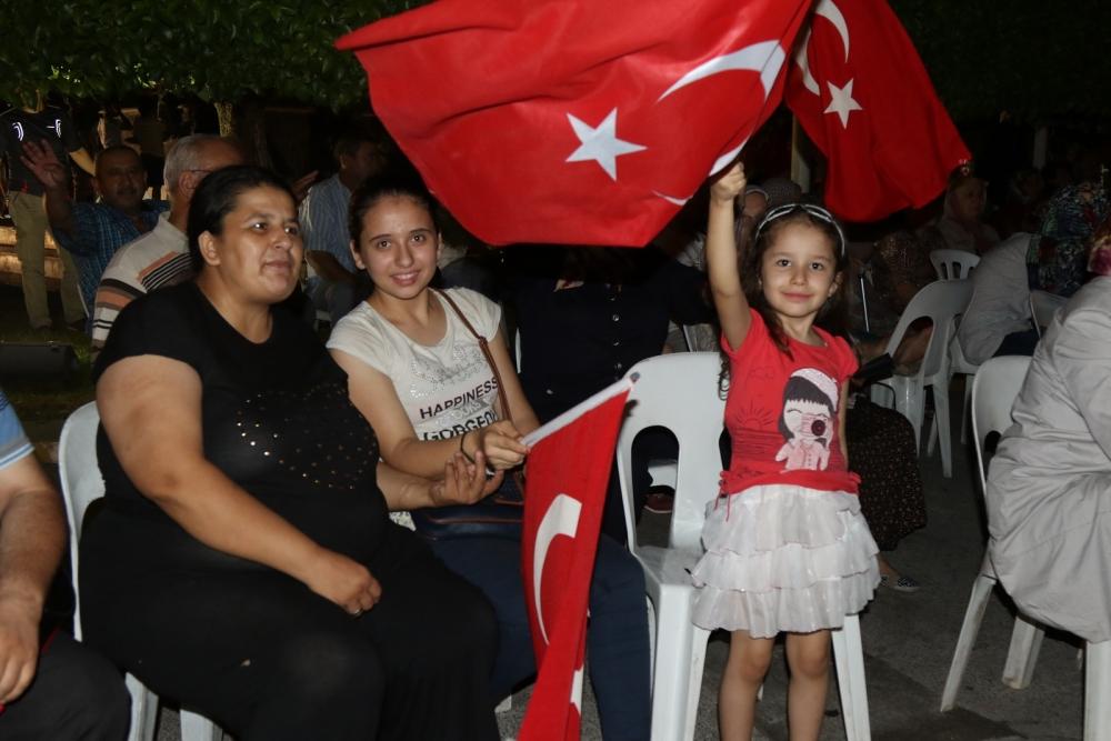 Fotoğraflarla Akhisar'daki demokrasi nöbetinin 26.günü galerisi resim 22