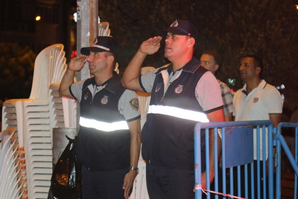 Fotoğraflarla Akhisar'daki demokrasi nöbetinin 26.günü galerisi resim 36