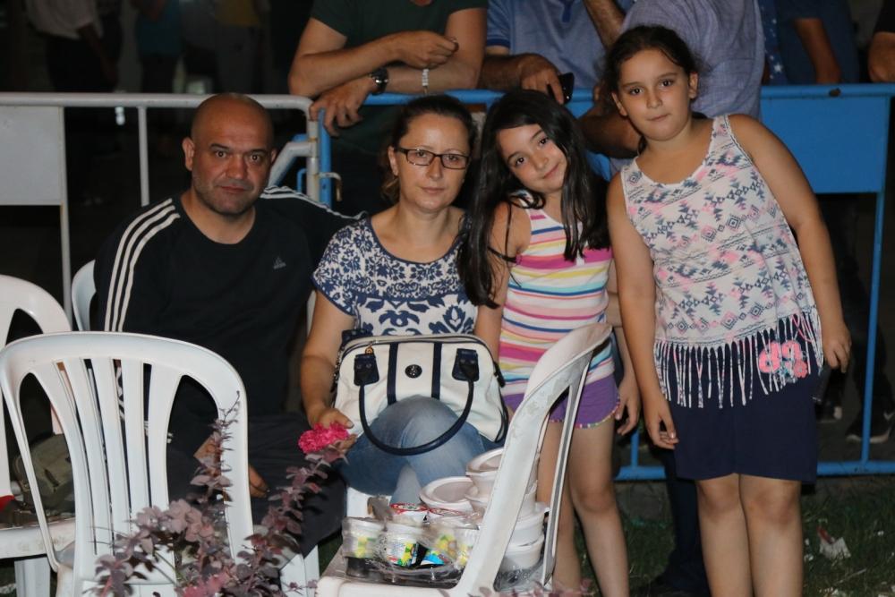 Fotoğraflarla Akhisar'daki demokrasi nöbetinin son günü 15