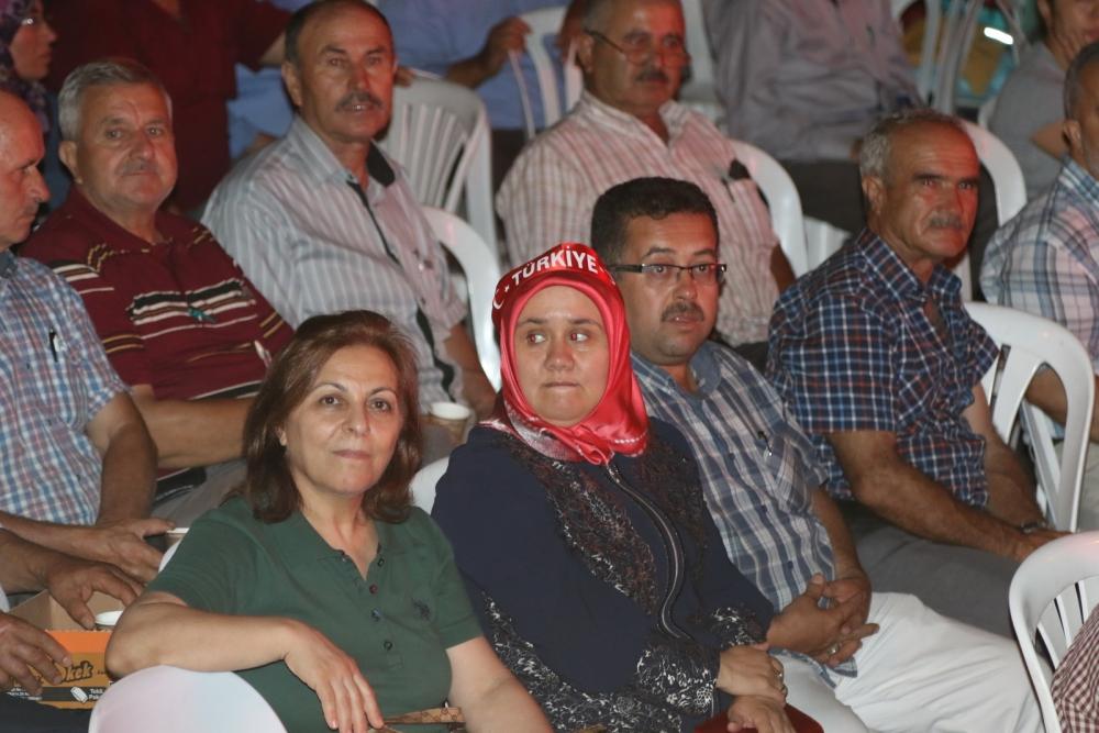 Fotoğraflarla Akhisar'daki demokrasi nöbetinin son günü 18