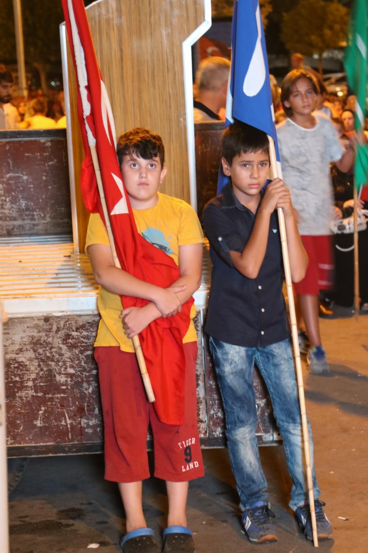Fotoğraflarla Akhisar'daki demokrasi nöbetinin son günü galerisi resim 20