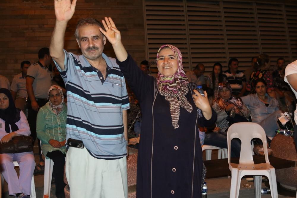 Fotoğraflarla Akhisar'daki demokrasi nöbetinin son günü galerisi resim 44