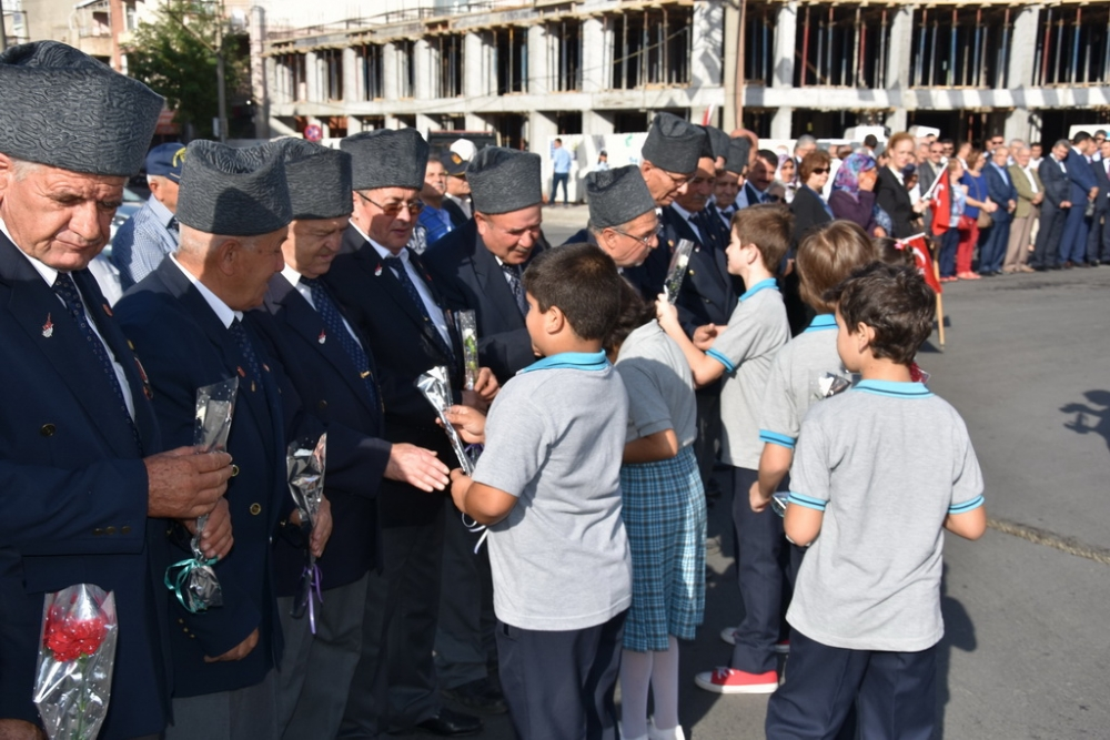 Fotoğraflarla Gaziler Günü kutlama programı 14