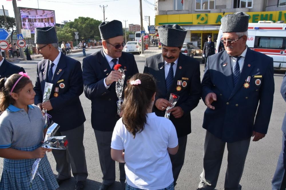 Fotoğraflarla Gaziler Günü kutlama programı 16