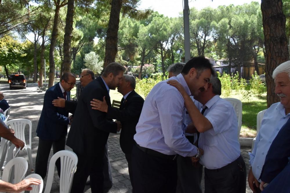 Fotoğraflarla Gaziler Günü kutlama programı 36