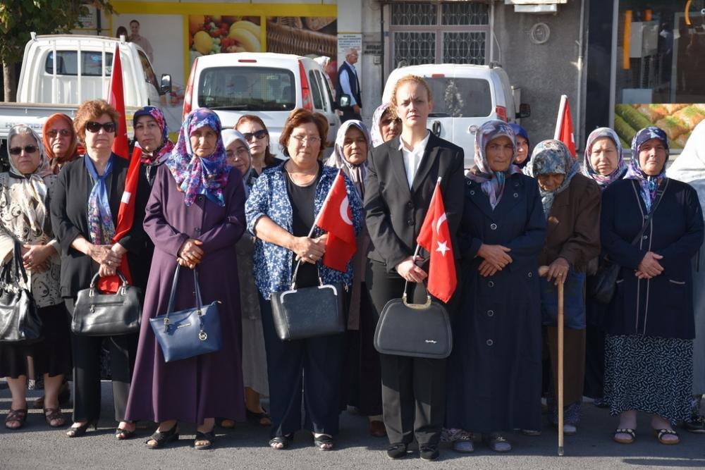 Fotoğraflarla Gaziler Günü kutlama programı 7