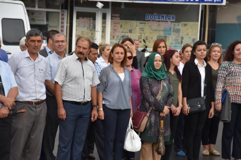 Fotoğraflarla Akhisar'da kutlanan ilköğretim haftası programı 10