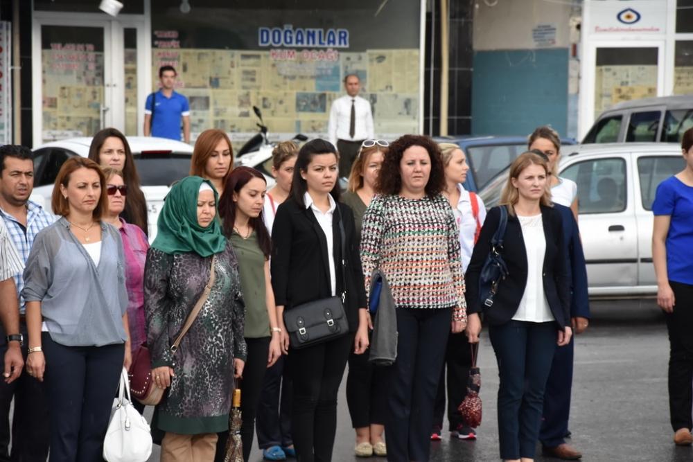 Fotoğraflarla Akhisar'da kutlanan ilköğretim haftası programı galerisi resim 21