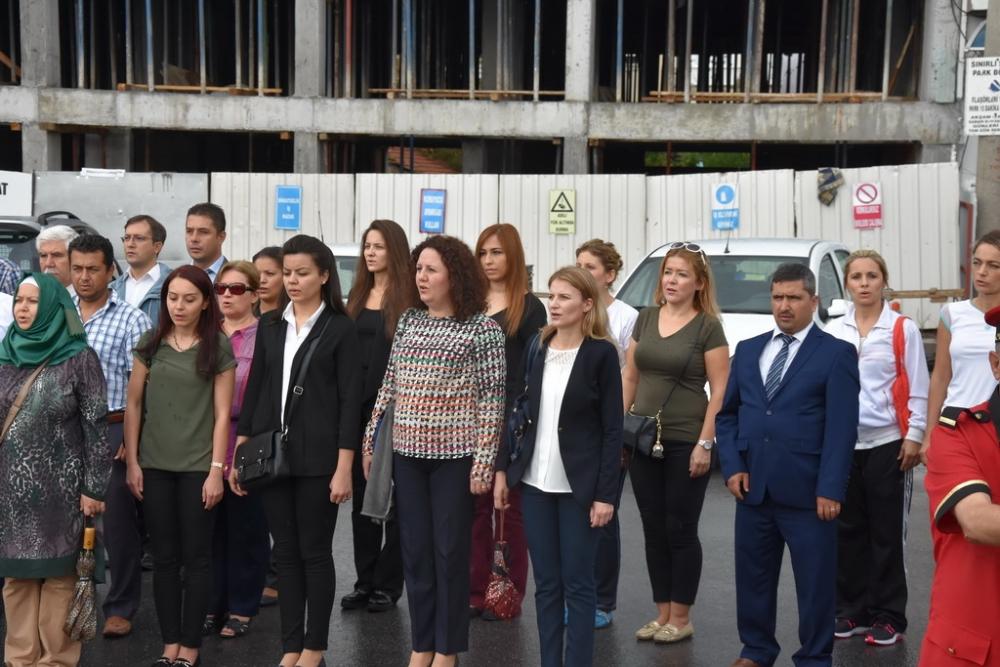 Fotoğraflarla Akhisar'da kutlanan ilköğretim haftası programı 25