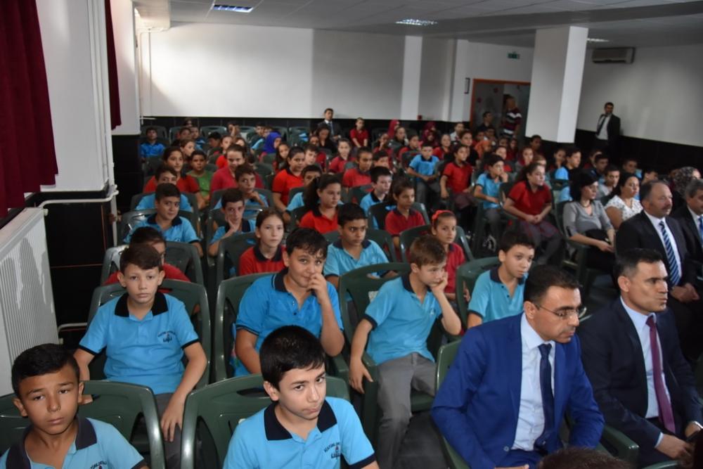 Fotoğraflarla Akhisar'da kutlanan ilköğretim haftası programı galerisi resim 40