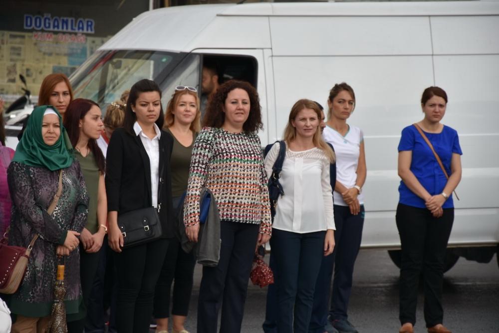 Fotoğraflarla Akhisar'da kutlanan ilköğretim haftası programı galerisi resim 6