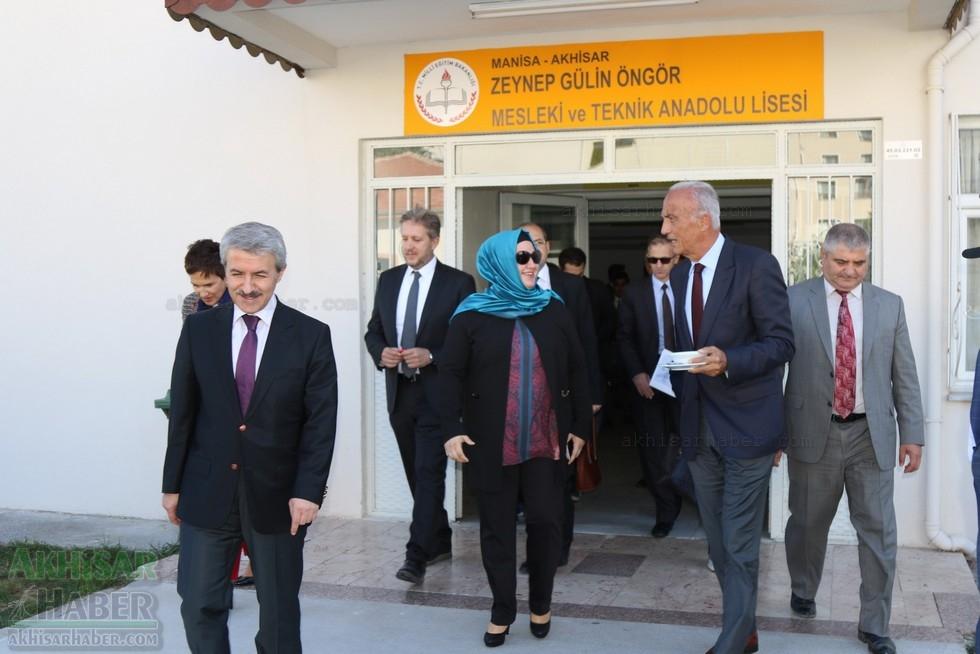Fotoğraflarla Z.G.Ö. Kız Meslek Anadolu Lisesi Akıllı Spor Salonu Temel 100