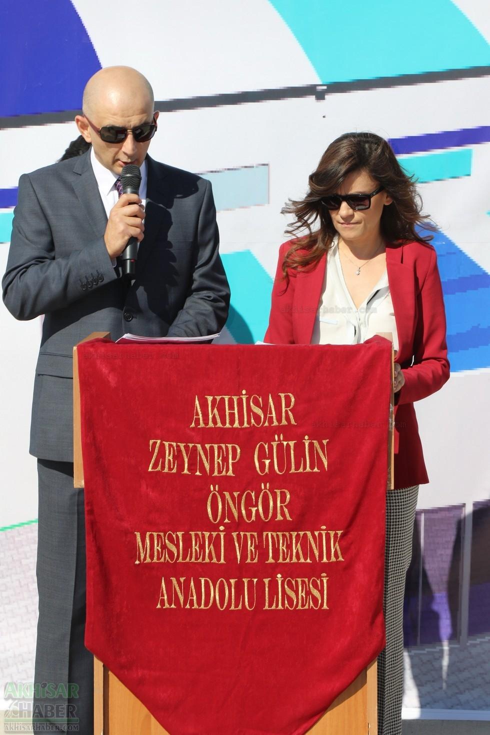 Fotoğraflarla Z.G.Ö. Kız Meslek Anadolu Lisesi Akıllı Spor Salonu Temel galerisi resim 38