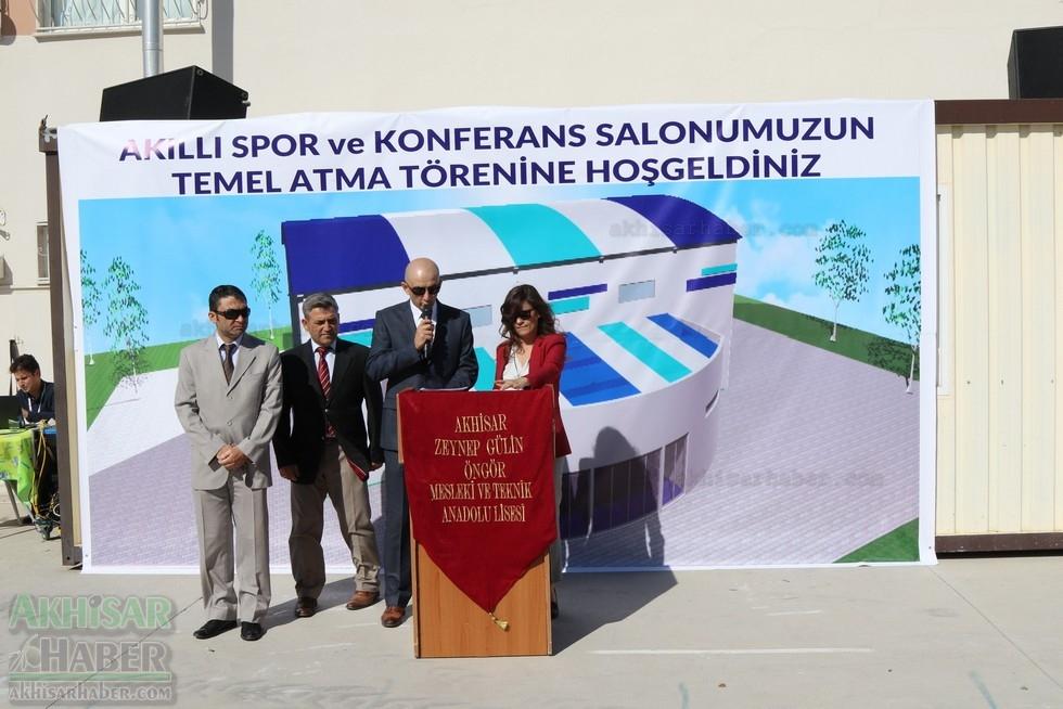 Fotoğraflarla Z.G.Ö. Kız Meslek Anadolu Lisesi Akıllı Spor Salonu Temel galerisi resim 39