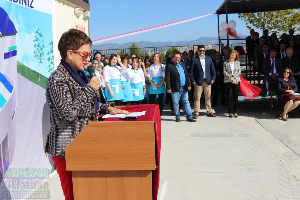 Fotoğraflarla Z.G.Ö. Kız Meslek Anadolu Lisesi Akıllı Spor Salonu Temel 57