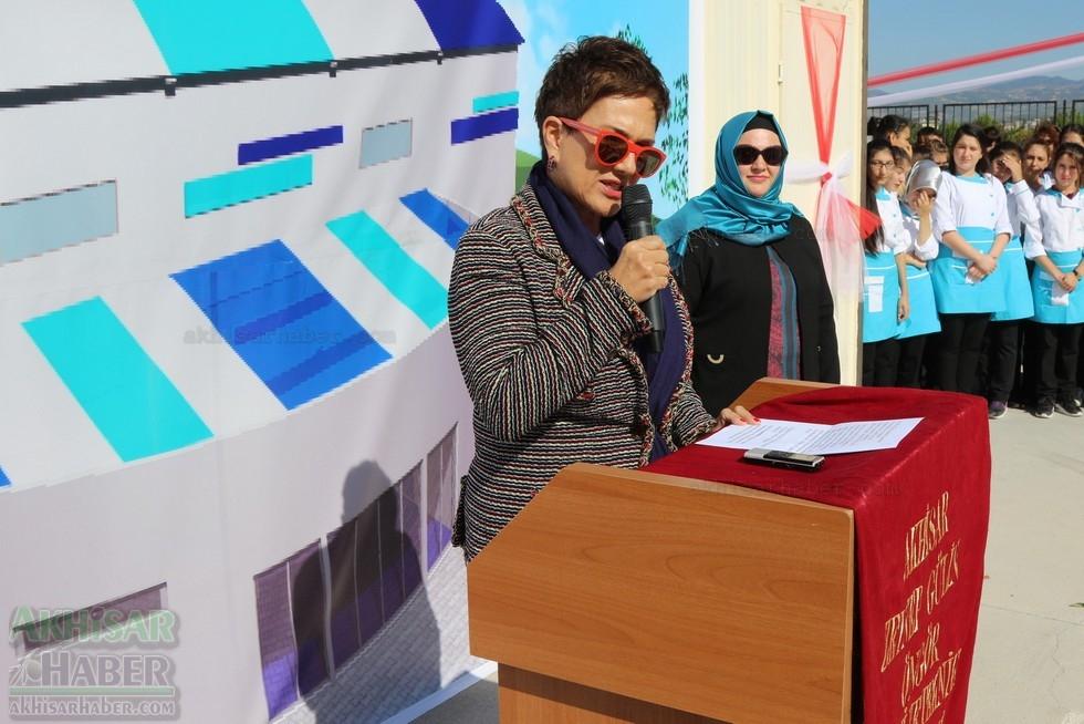 Fotoğraflarla Z.G.Ö. Kız Meslek Anadolu Lisesi Akıllı Spor Salonu Temel galerisi resim 60