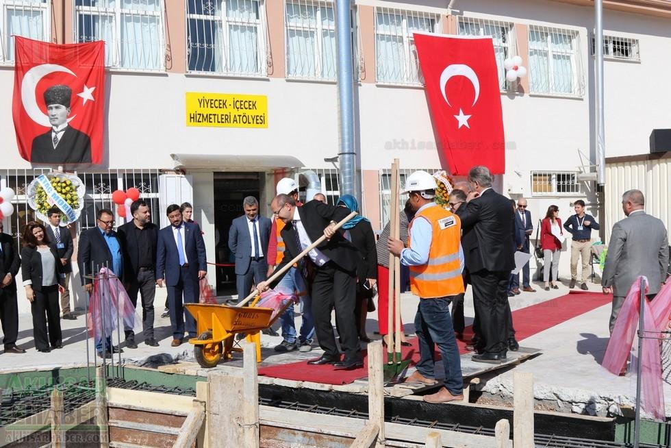 Fotoğraflarla Z.G.Ö. Kız Meslek Anadolu Lisesi Akıllı Spor Salonu Temel galerisi resim 79