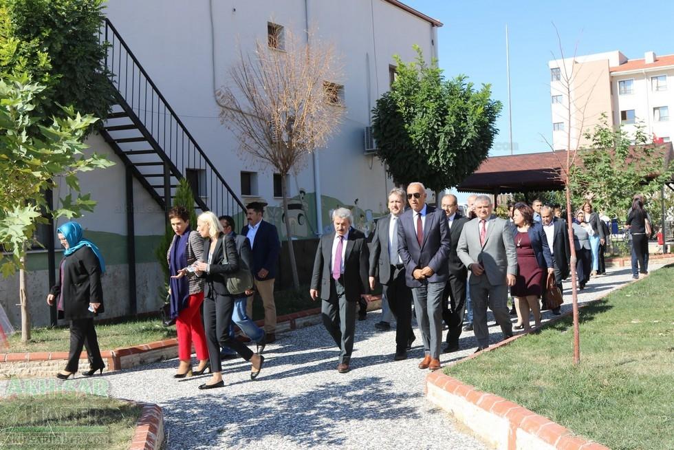 Fotoğraflarla Z.G.Ö. Kız Meslek Anadolu Lisesi Akıllı Spor Salonu Temel galerisi resim 9