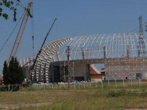Spor Toto Akhisar Stadyumu 10 Mayıs 2017 tarihli çekimler