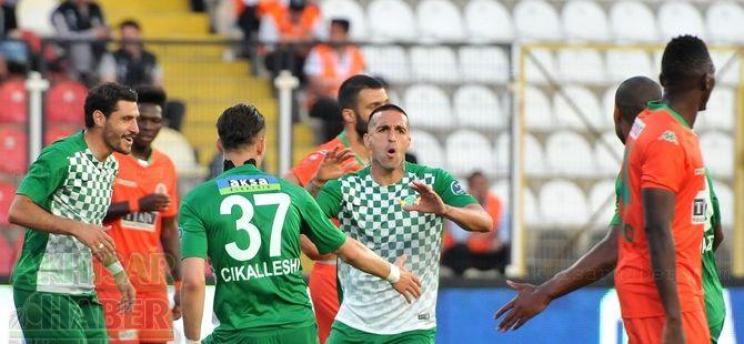 Akhisar Belediyespor (3-0) Aytemiz Alanyaspor