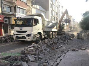 Akhisar yolları delik deşik, işte vatandaş gözünden Akhisar sokakları
