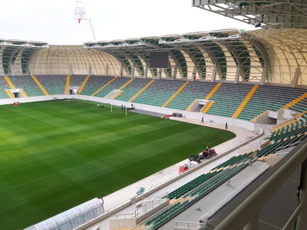 Spor Toto Akhisar Belediye Stadyumunda sona gelindi 1