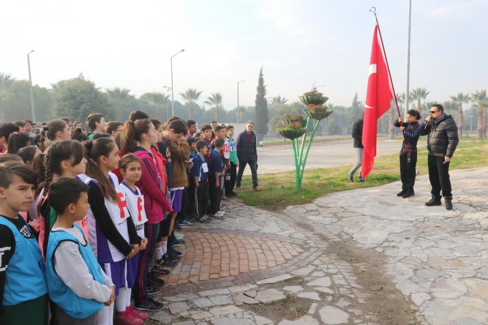 Akhisar 27 Aralık 2017 Atatürk Kır Koşusu 1
