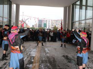 Atatürk'ün Akhisar'a gelişinin 95.yıl dönümü kutlama programı