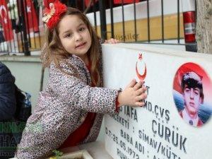 Akhisar'da 18 Mart Şehitler Günü ve Çanakkale Zaferinin 103.Yılı