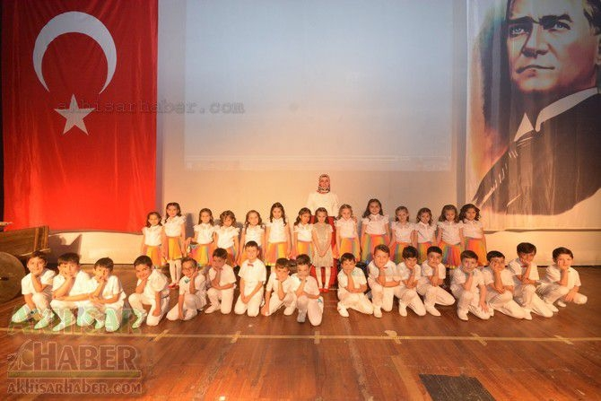 Akhisar Misak-ı Milli İlkokulu 1.sınıf A grubu öğretmen Dilek Kuleli önd 1