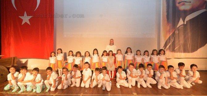 Akhisar Misak-ı Milli İlkokulu 1.sınıf A grubu öğretmen Dilek Kuleli önd