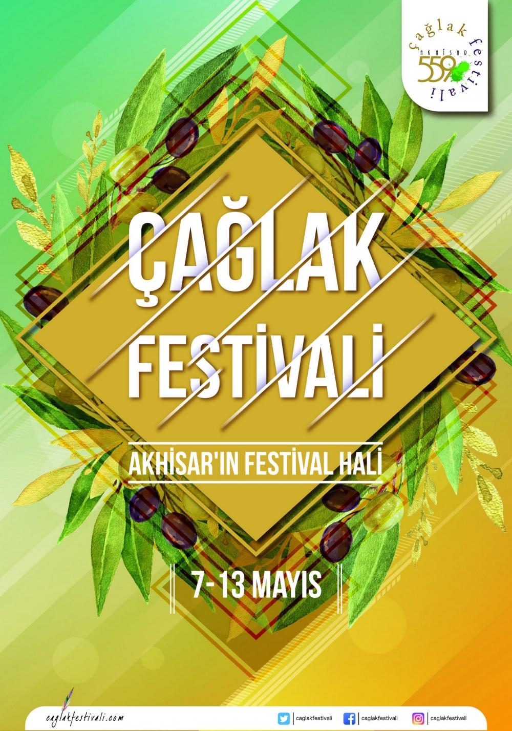 559. Çağlak Festivali etkinlik takvimi ve afişler 1