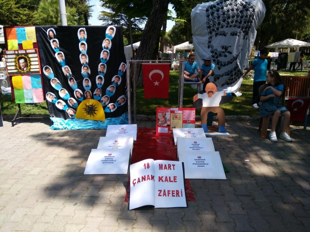 Atatürk Çocukları Geleceğe Yürüyor sergisi büyük beğeni topladı 1