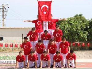 19 Mayıs Atatürk'ü Anma Gençlik ve Spor Bayramı 99.yıl kutlama etki