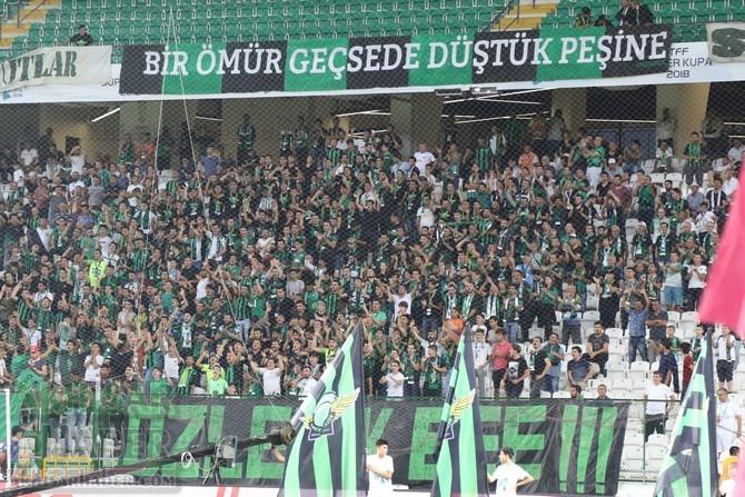 Süper Kupa heyecanı başlıyor! İşte Akhisarspor ve Galatasaray saha içind 1