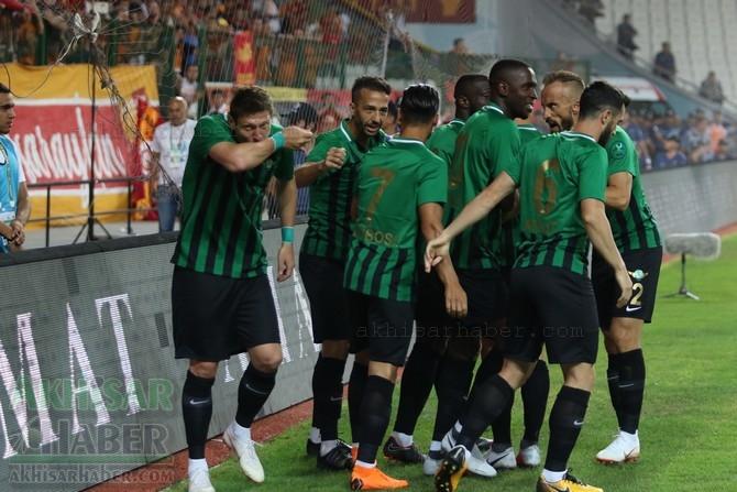 Süper Kupa Akhisarspor Galatasaray ilk devre fotoğraf galerisi 1