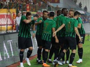 Süper Kupa Akhisarspor Galatasaray ilk devre fotoğraf galerisi
