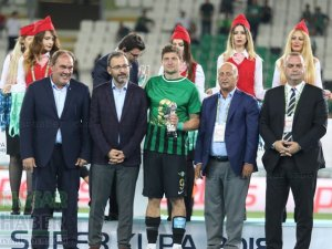 Süper Kupa'da maçın adamı Seleznov oldu