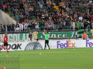 Akhisarspor, Krasnodar maçı öncesi Spor Toto Akhisar Belediye Stadyumund