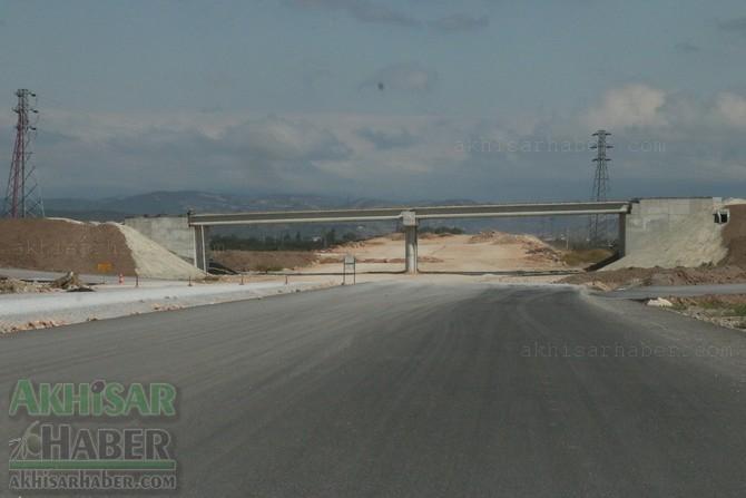 Akhisar-İzmir arası otoban 2018 yılı Aralık ayında hizmete başlıyor 1