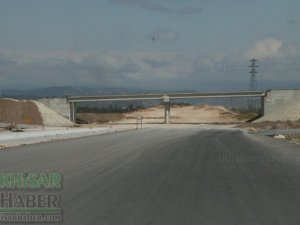 Akhisar-İzmir arası otoban 2018 yılı Aralık ayında hizmete başlıyor