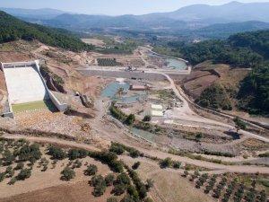 Akhisar Gürdük barajında son durum