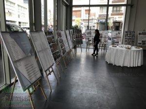 Akhisar 2018 Mimarlık haftası sergisi eserleri